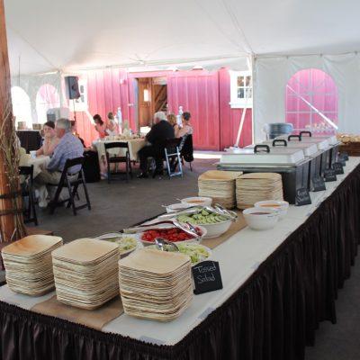 deluxe buffet weddings